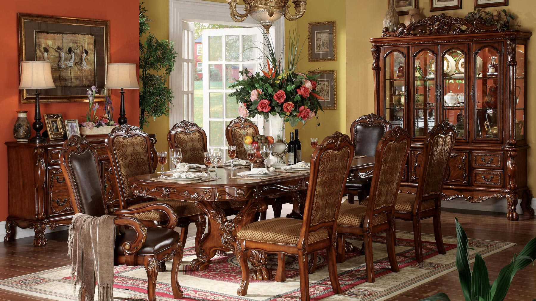 Formal Dining Rooms Archives Gonzalez Furniture