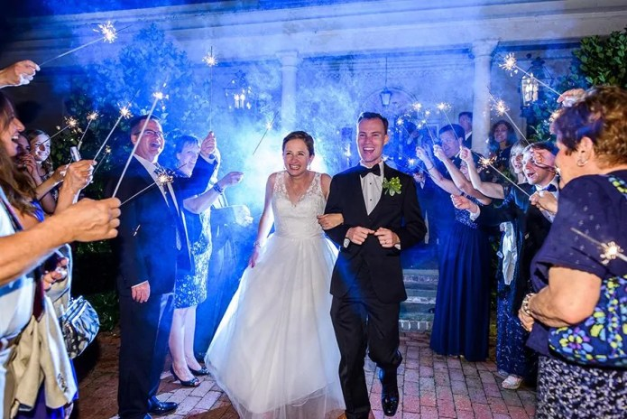 Amy & Eric – A Wedding Story