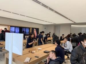 Apple渋谷 3階