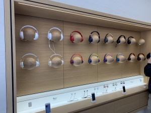 Apple渋谷 ヘッドホン/イヤホン
