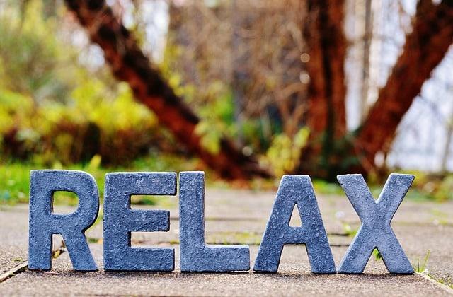 La relajación para aliviar el estrés fisico y emocional es ideal para sentirse mejor.