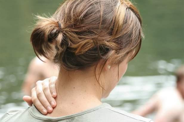 dolor de cuello como aliviar