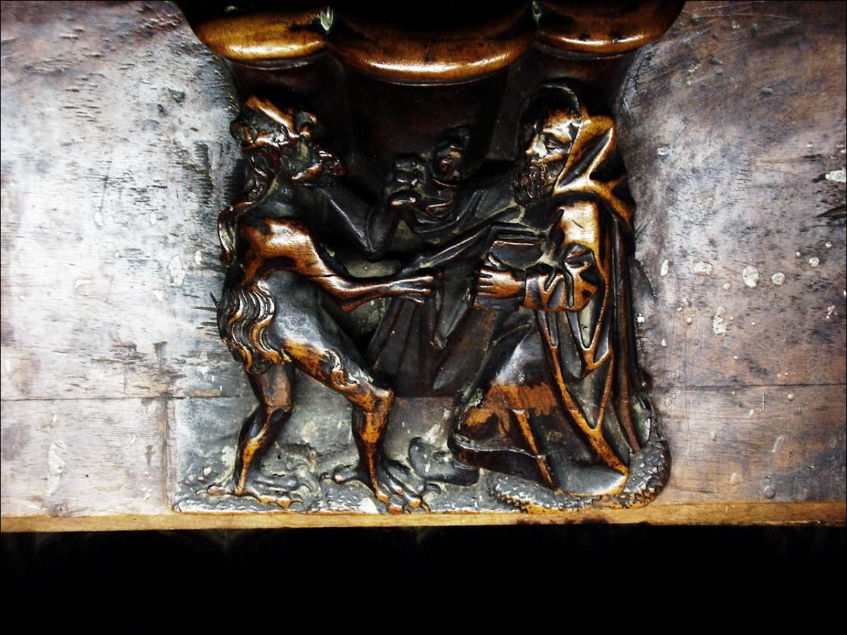 Toledo, sus Cuevas y el Diablo. Rutas Toledo Mágico.