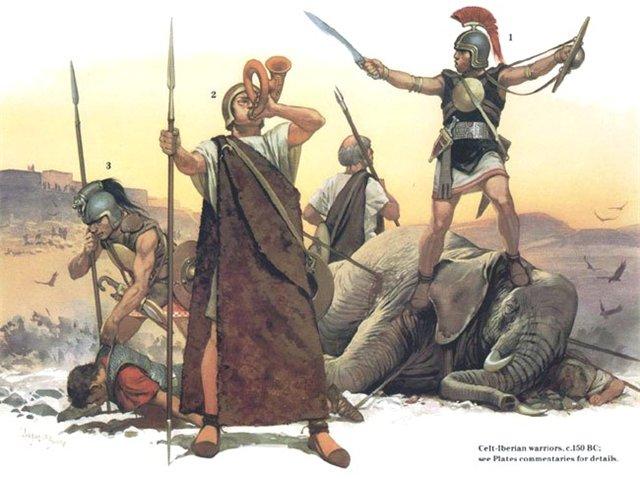 Viriato y Numancia I: El comienzo de una larga guerra