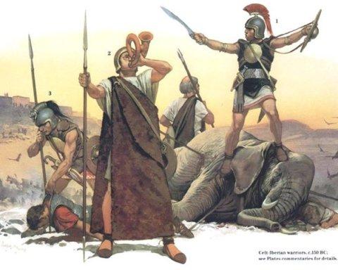 La conquista romana de Hispania: Viriato y Numancia Parte I.
