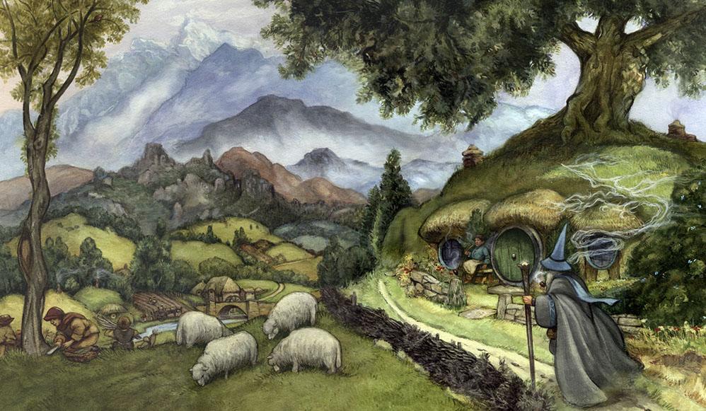 Hay que salvar a los Hobbits