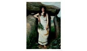 Mujeres Druidas - Druidesas La forja y la espada, Gonzalo Rodríguez