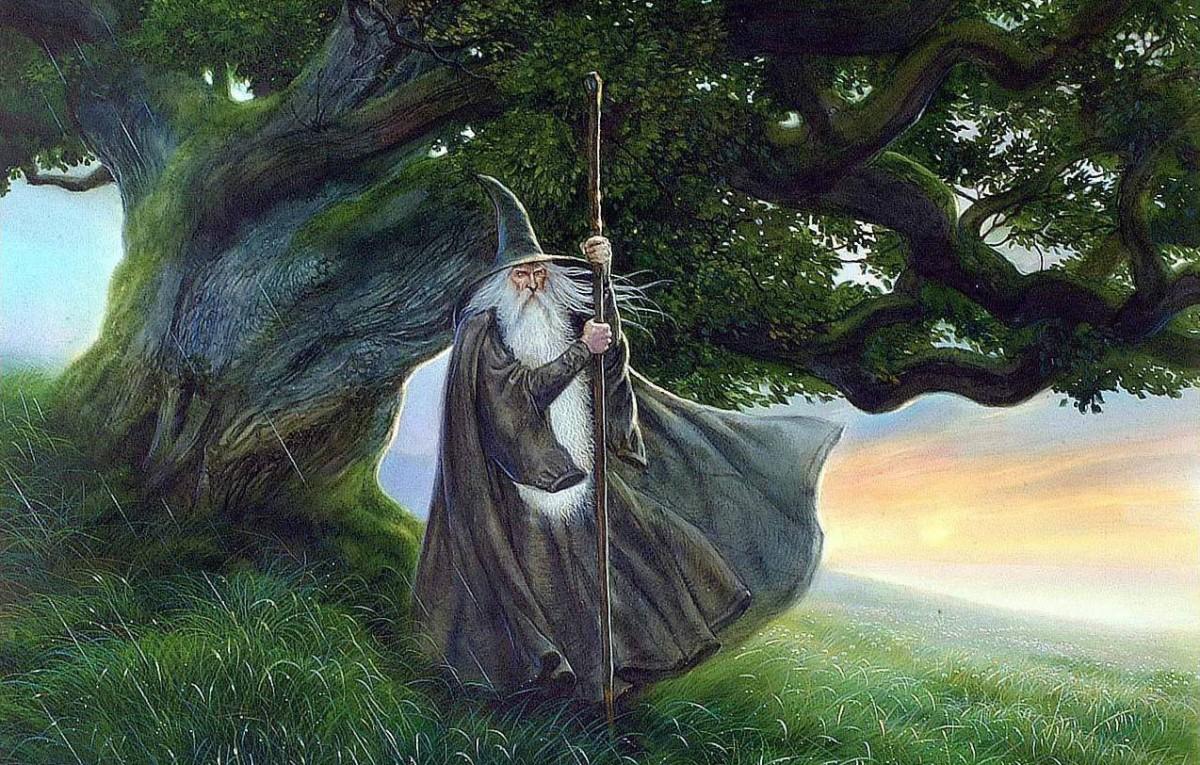 Enseñanzas de la Tierra Media: Hay que ser como Gandalf...