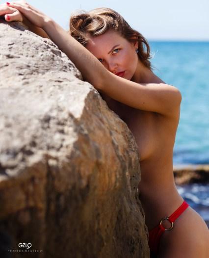 NMCPmodels© Photocreation: Gonzalo Villar - Model: Kristina Yakimova - Photo: JL Ronin