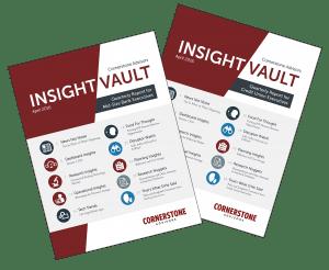 Cornerstone Advisors Insight Vault