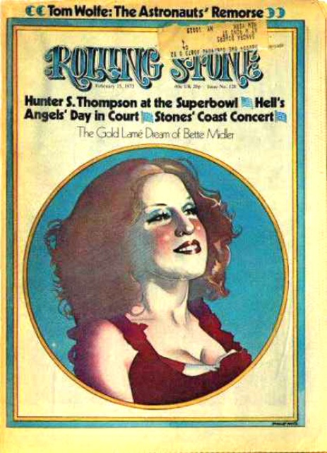February   Rolling Stone Magazine