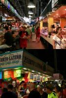 La Boqueria Market.