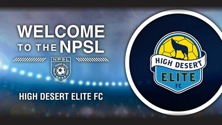 High Desert Elite FC joins the NPSL