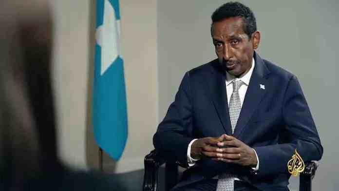 Wasiirka Arrimaha dibadda Somalia oo beeniyay inuu kulan dhex marayo Madaxweyne Farmajo & Abiy Ahmed