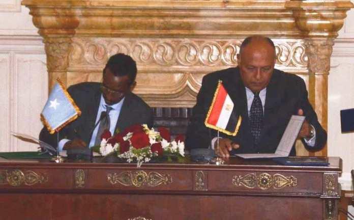 Egypt, Somalia discuss Sudan, Red Sea security.