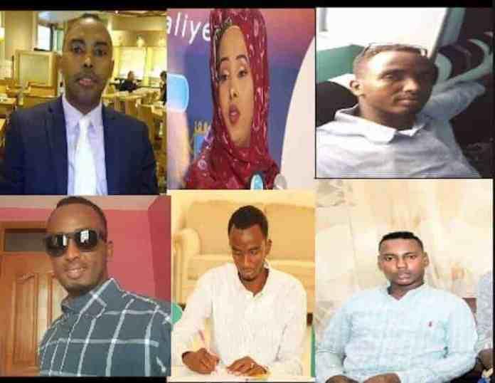 AKHRISO: Magacyada Dadka ku dhintay & kuwa lagu la' yahay fatahaadda Magaalada Beledweyne (Sawirro)