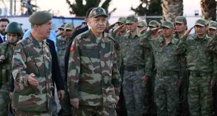 Madaxweynaha Turkiga oo Amray Howlgal Ciidamadiisa ku galeen Waqooyig Syria & Wararkii ugu danbeeyay..
