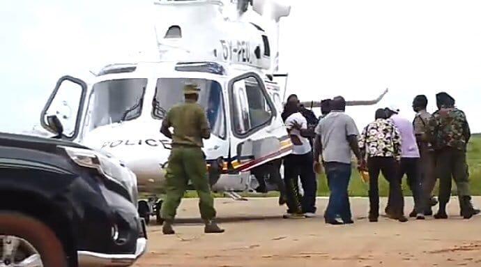 Ciidamada Booliska Kenya oo xiray Duqii Magaalada Nairobi, kadib Musuqmaasuq Lacag oo lagu soo eedeeyay