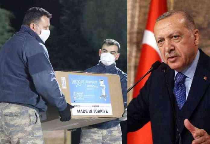"""Madaxweyne Erdogan: """"Mishiinada aan dalkeena ku sameynay waxaa ku neefsan doona walaallaheen Soomaaliyed"""""""