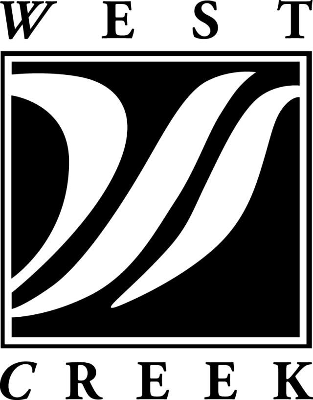 West Creek Sponsor Logo