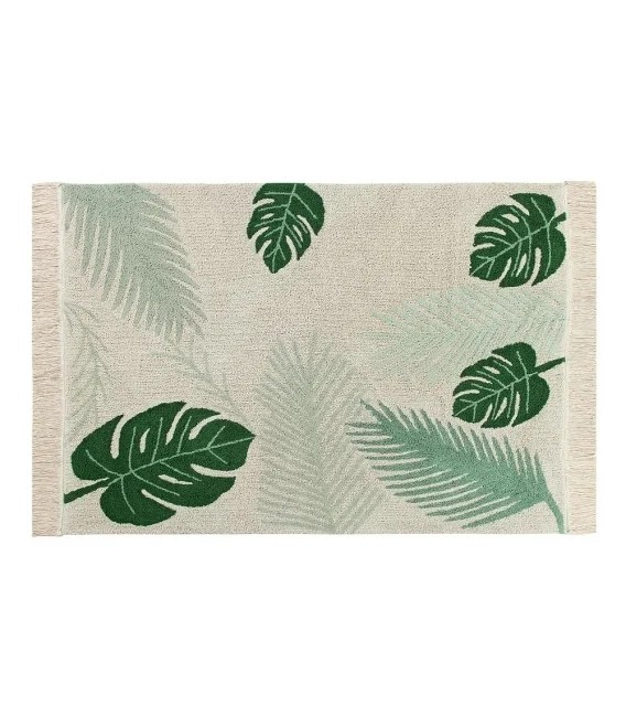 tapis tropical green lorena canals