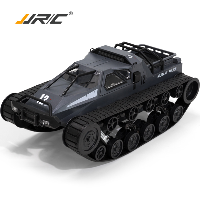 """-""""RC Drift Super Tank""""- Extreme Vehicle Luxury Super Tank Desert Buggy Toy Car, RC off-road Climbing Vehicle."""
