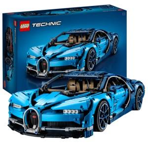 Lego 42083 Technic Bugatti Chiron, 3599 Pieces Building Toy, Building Set, Brick Set (Building Blocks, Building Bricks)