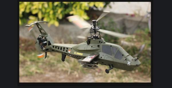 Comanche Attack Helicopter Radio Control (RC) Helicopter mini helicopter, rc helicopter for sale, Blade RC Helicopters, the best RC helicopter for beginners,