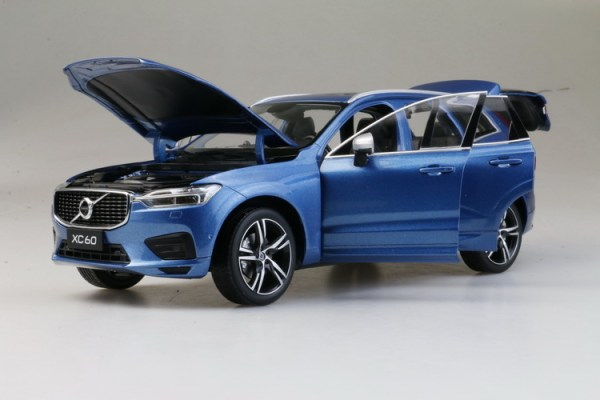 condition: Brand new with original box, Pull-Back, Music & Light, Car Doors/ Hood/Trunk Can be open - Buy JK 1:32 VOLVO XC60 SUV Diecast Model Car