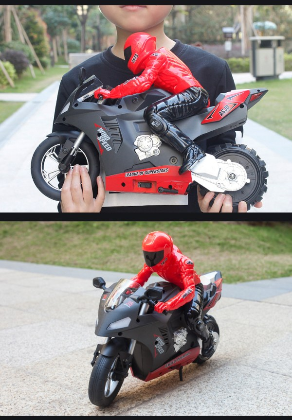 Upriser Ducati, Authentic Panigale V4 S Remote Control Motorcycle, 1:6 Scale