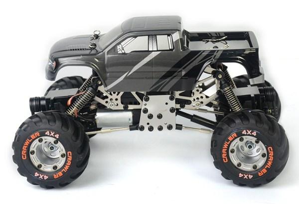 F150 Raptor Pick-up Truck Radio Controlled & Remote Control Cars & Trucks Toy. (HBX 2098b Devastator Rock Crawler RC Climber & Crawler, 1/24th Scale Mini & Micro, 4WD 4WS, Off Road, RTR, Metal Chassis, RC Car & Truck)
