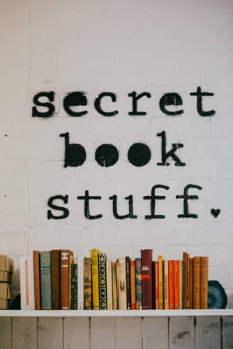 Are. You. Brave Enough. To join. This conversation at Secret Book Stuff?