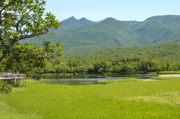 Shiretoko Goko Lakes, Utoro, Shiretoko National Park