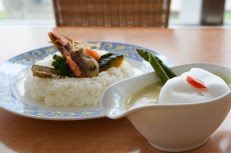 White Curry -Okhotsk Palace-