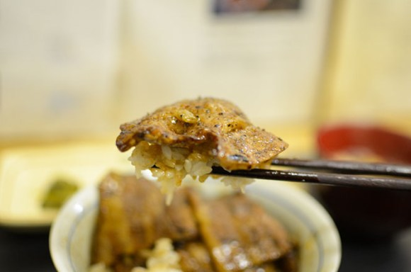 Pork Rice Bowl -Butafuku in Kushiro-