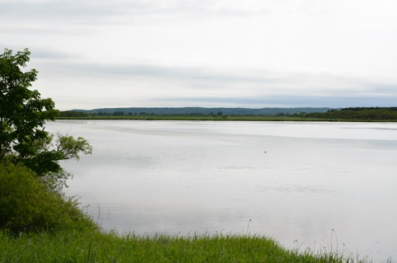 Lake Shirarutoro in Shibcha