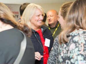 Lorna Baird, Enterprise Development Executive – Social Enterprise at Edinburgh University at Good Ideas Marketplace