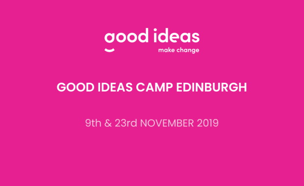 Good Ideas Camp Edinburgh
