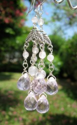 Rose_Quartz_earing_for_love