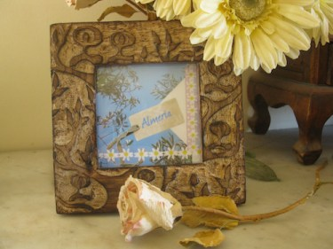 Indalo picture frame