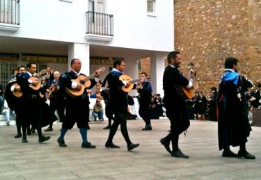 Tuna band Mojacar