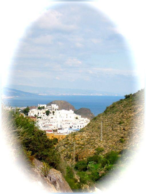 Mojacar home of lucky Indalo