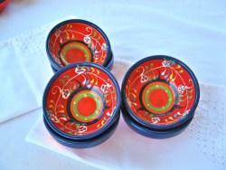 Spanish ceramic bowls