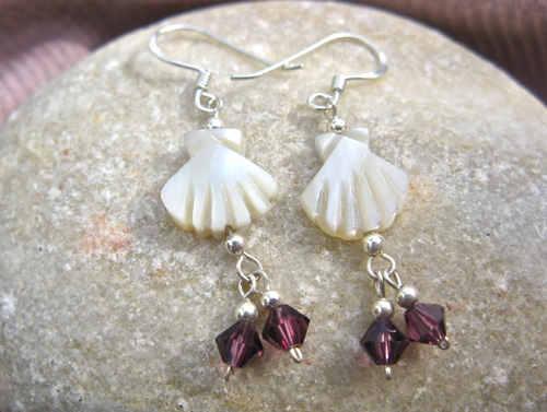 Concha_scallop_earrings_0638