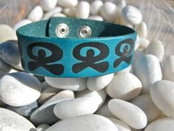 Indalo bracelet blue