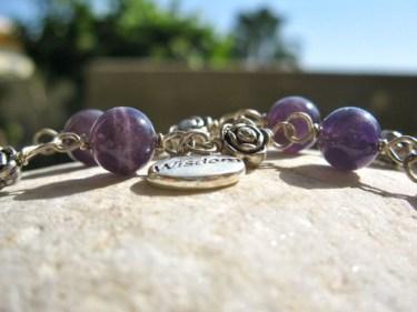Lucky gems bracelet
