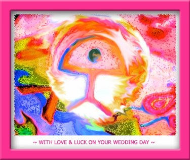 Love and luck on Wedding Day