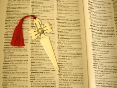 St James bookmark
