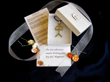 Gift packaging Indalo charm