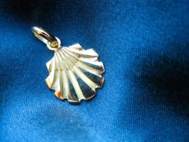 Camino jewelry Santiago gold